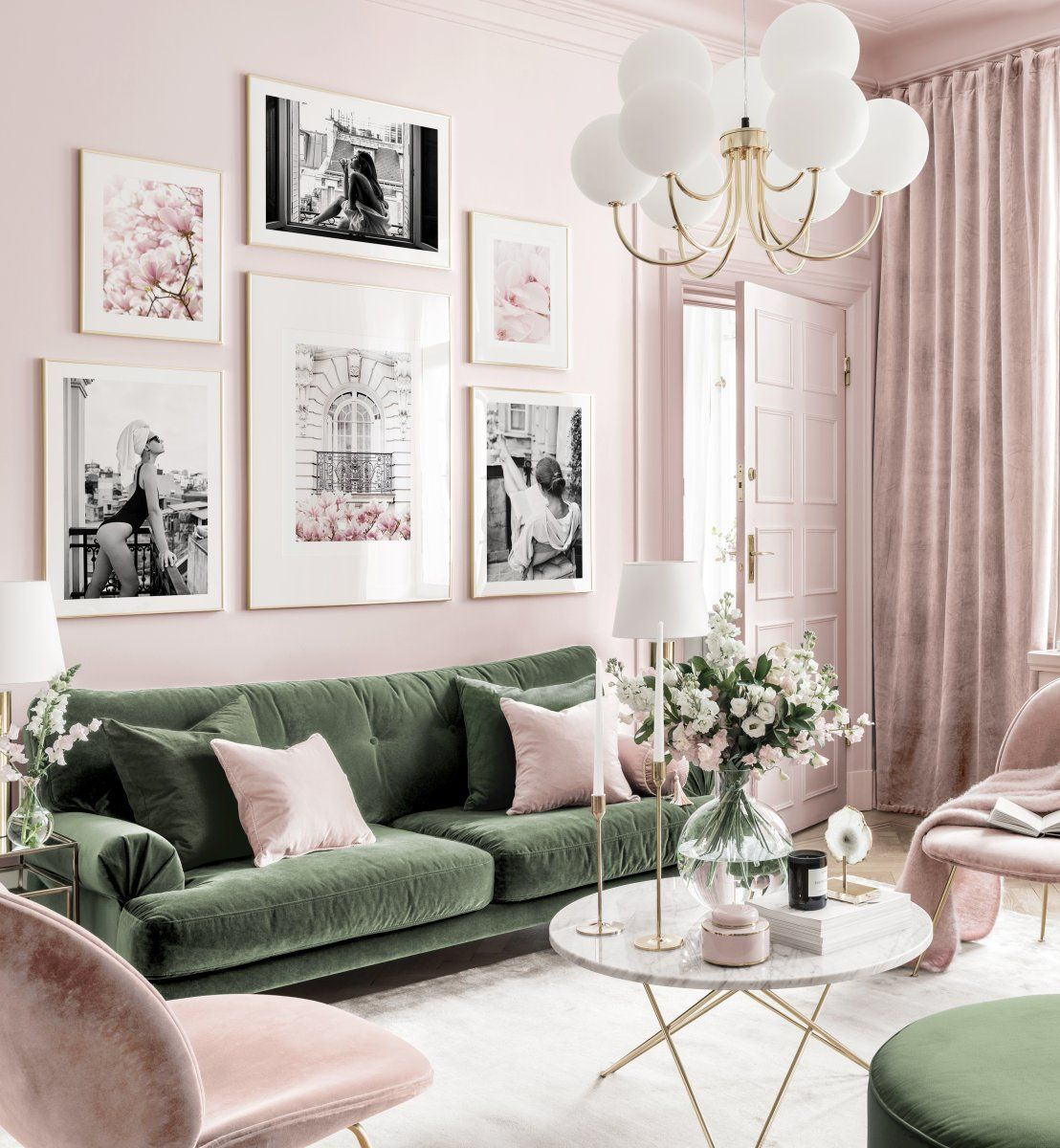 Home Inspiration Fashionable Dots The Perfect Scandinavian Style Home Living Room Decor Modern Living Room Decor Apartment Living Room Color