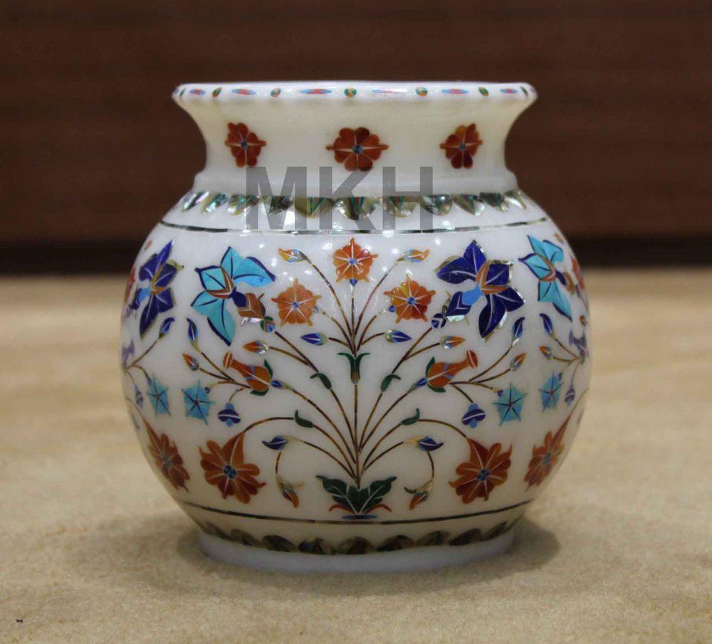 Details about pottery art vase bowl vintage mug antique