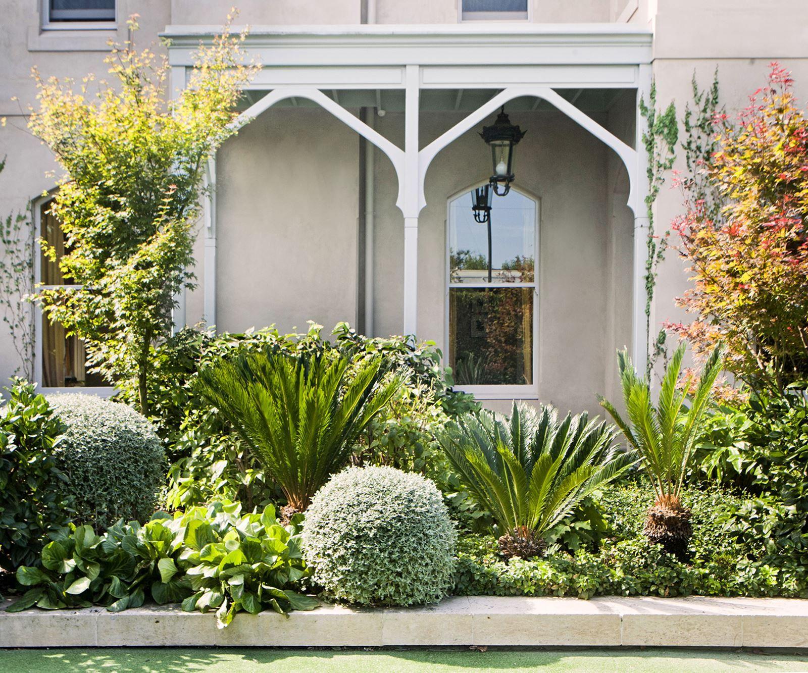 New home garden ideas  Gallery  Luxurious SubTropical Melbourne Garden  Garden