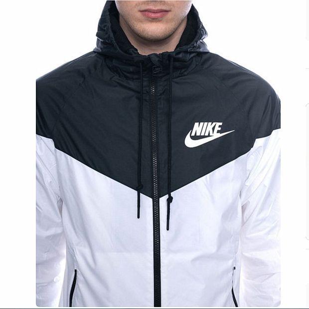 Fashion NIKE Hooded Zipper Cardigan