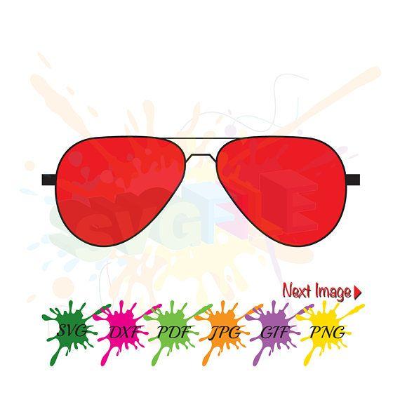 Sunglasses SVG Files for Cricut Designs, Summer Svg, Beach ...