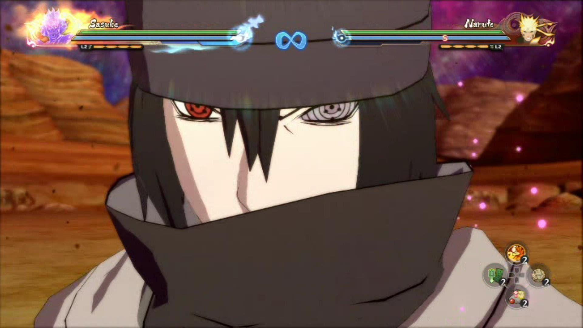 Naruto Shippuden Ultimate Ninja Storm 4: All Characters Awakening