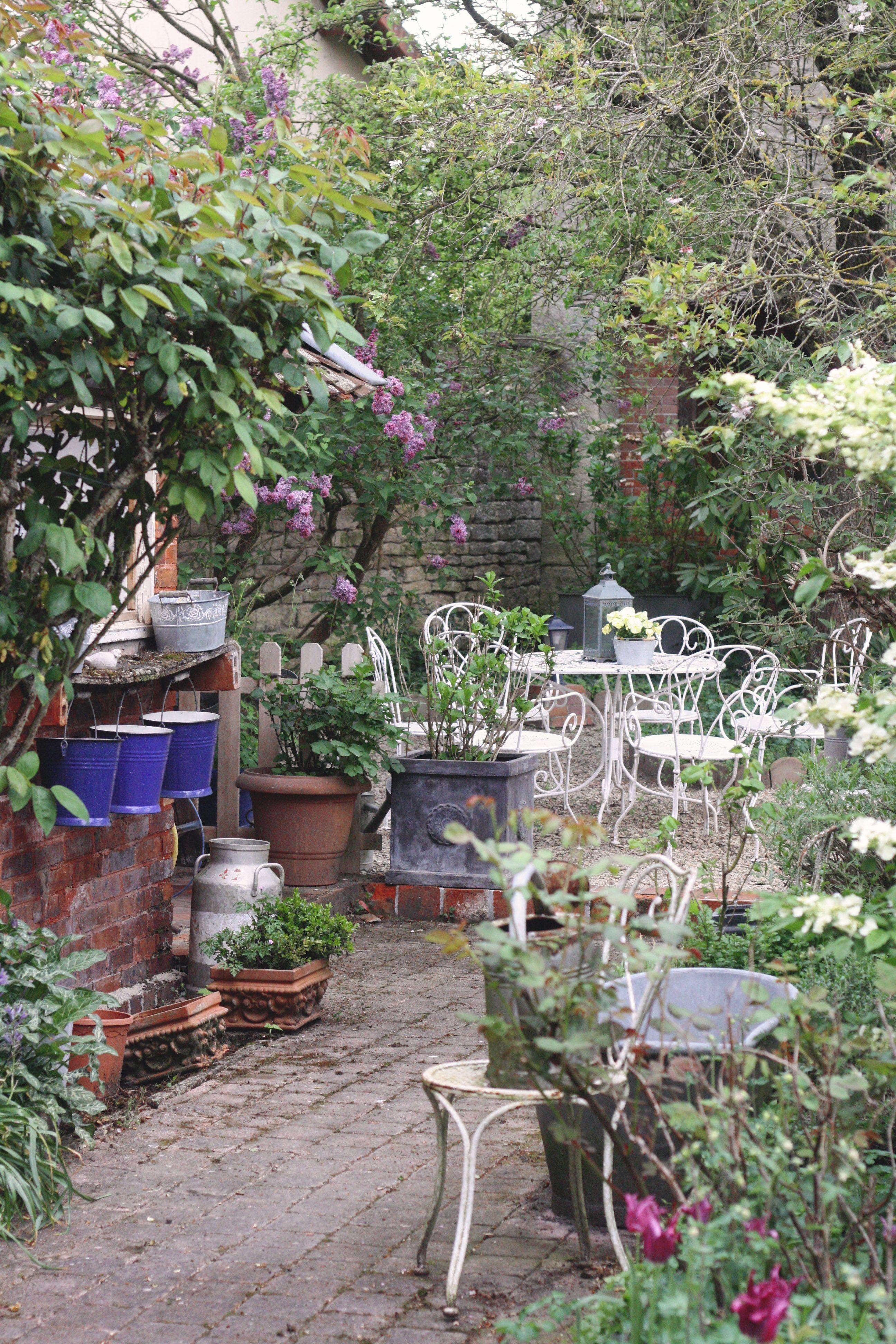 Idée de décoration et idées de jardin #inspiration #bonheurcampagne ...