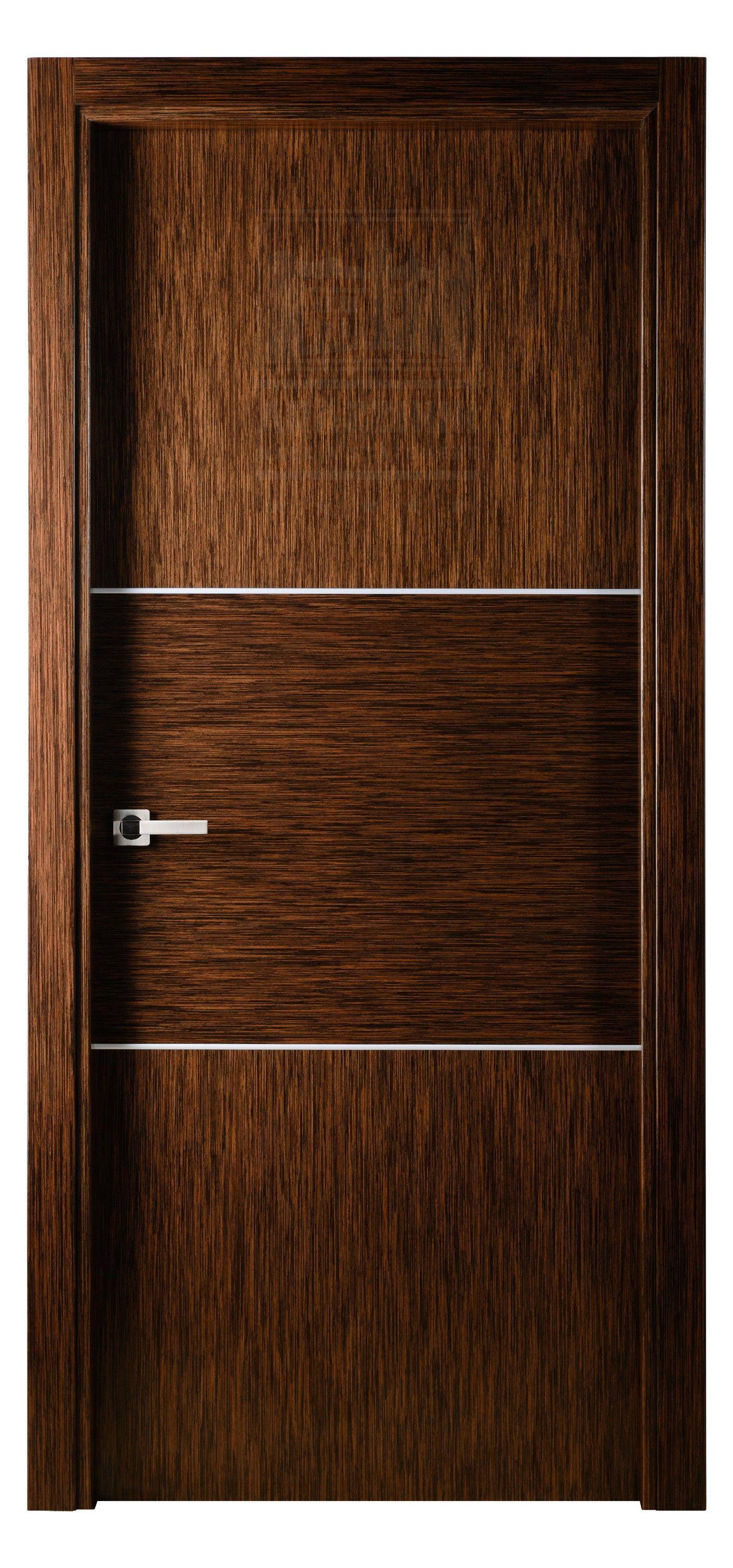 Astra Interior Door in Wenge Lacewood Finish & Astra Interior Door in Wenge Lacewood Finish | Exotic Wood Veneer ...