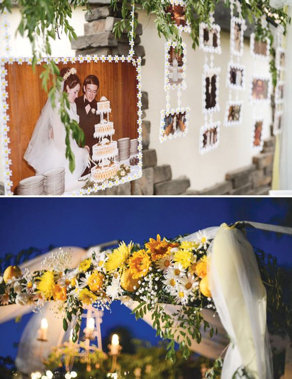 40th Wedding Anniversary {Backyard Garden Party}   hostessery   40th wedding anniversary ...