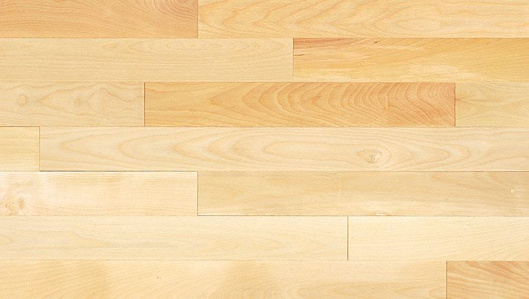 "Light Hardwood Floor Texture: Mirage 1/2"" X 2-9/16"" X RL Matte"