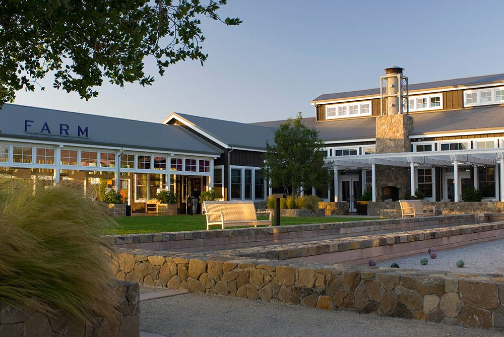 Napa Valley Resorts The Carneros Inn Photo Gallery