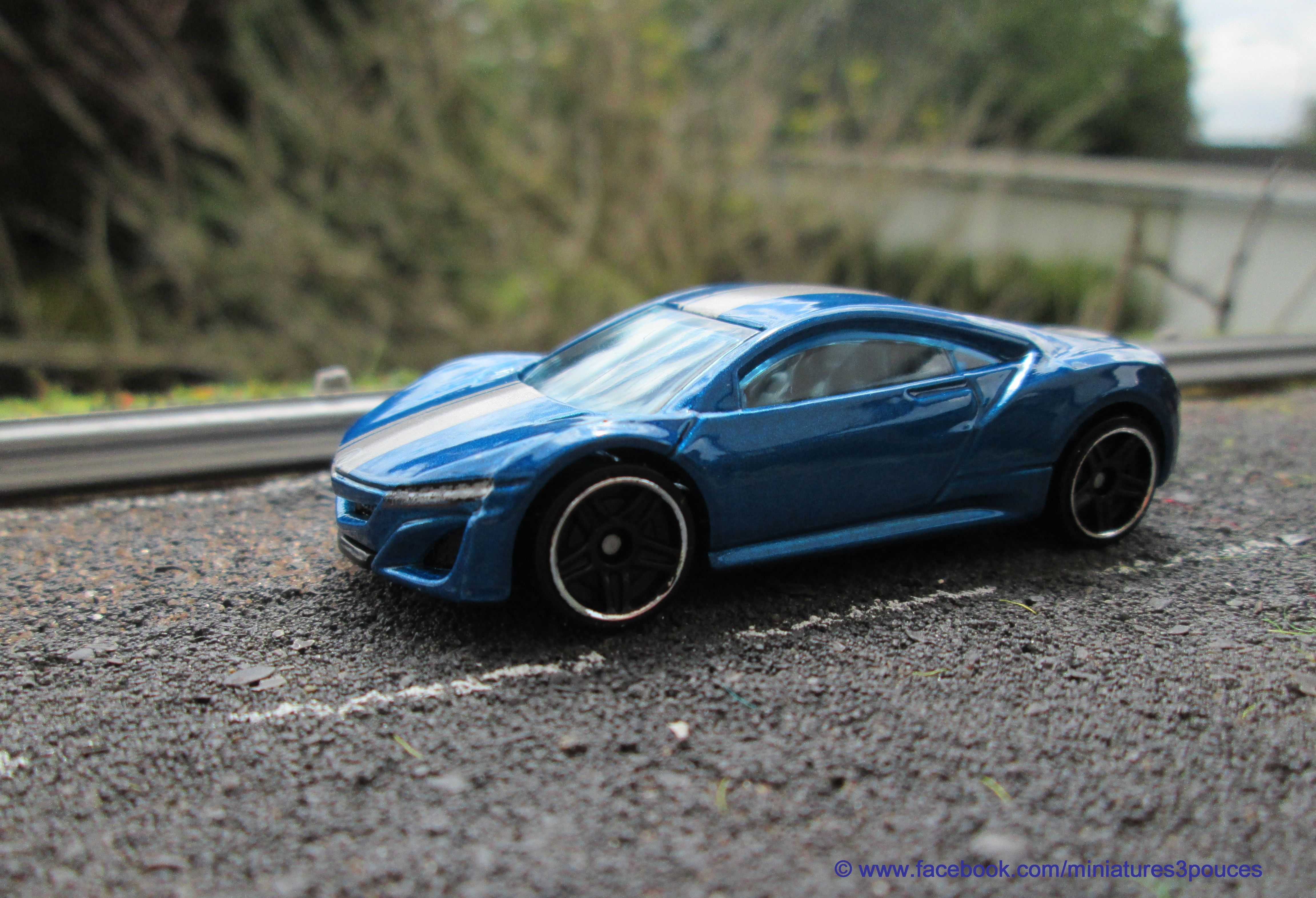 ACURA NSX Concept '12 HW 2015