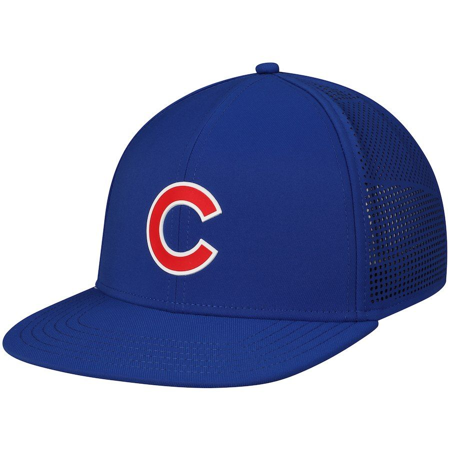 1054db2c Men's Chicago Cubs Under Armour Royal Supervent Snapback Adjustable Hat,  Your Price: $34.99