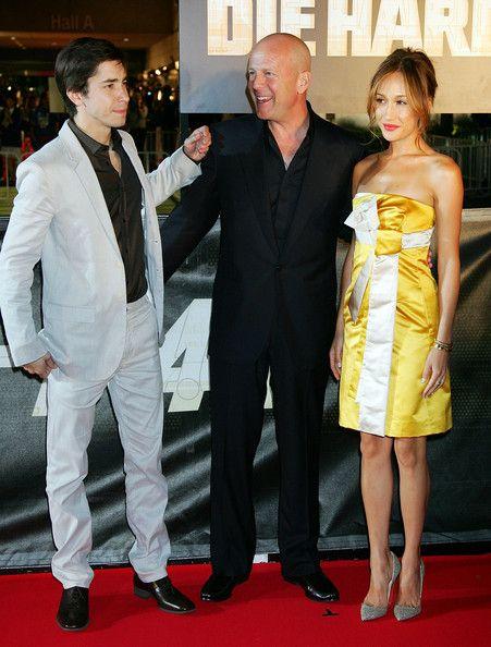 """Bruce Willis - Bruce Willis Promotes """"Die Hard 4"""""""