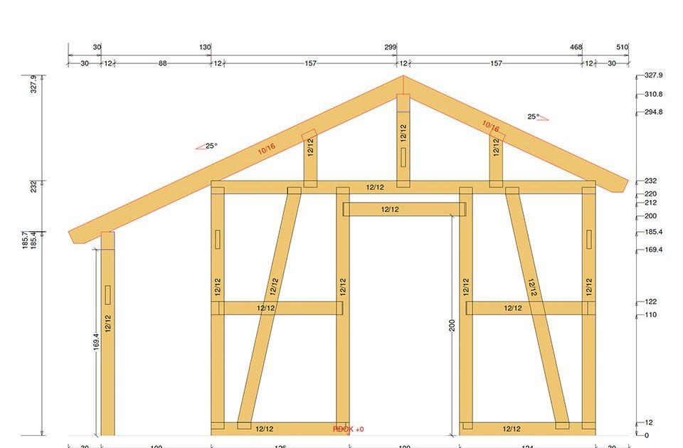 Bauplan Fur Gartenhaus In 2020 Outdoor Structures Home Decor Decor