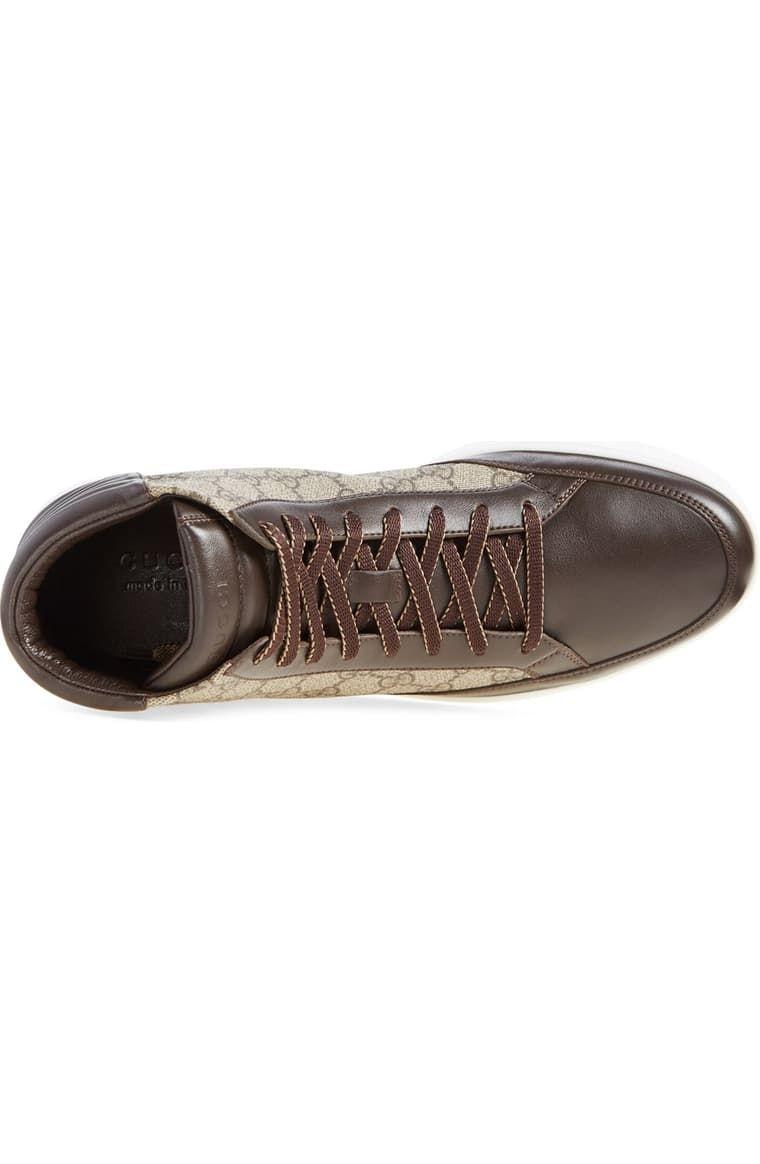 Gucci 'Common' High Top Sneaker (Men
