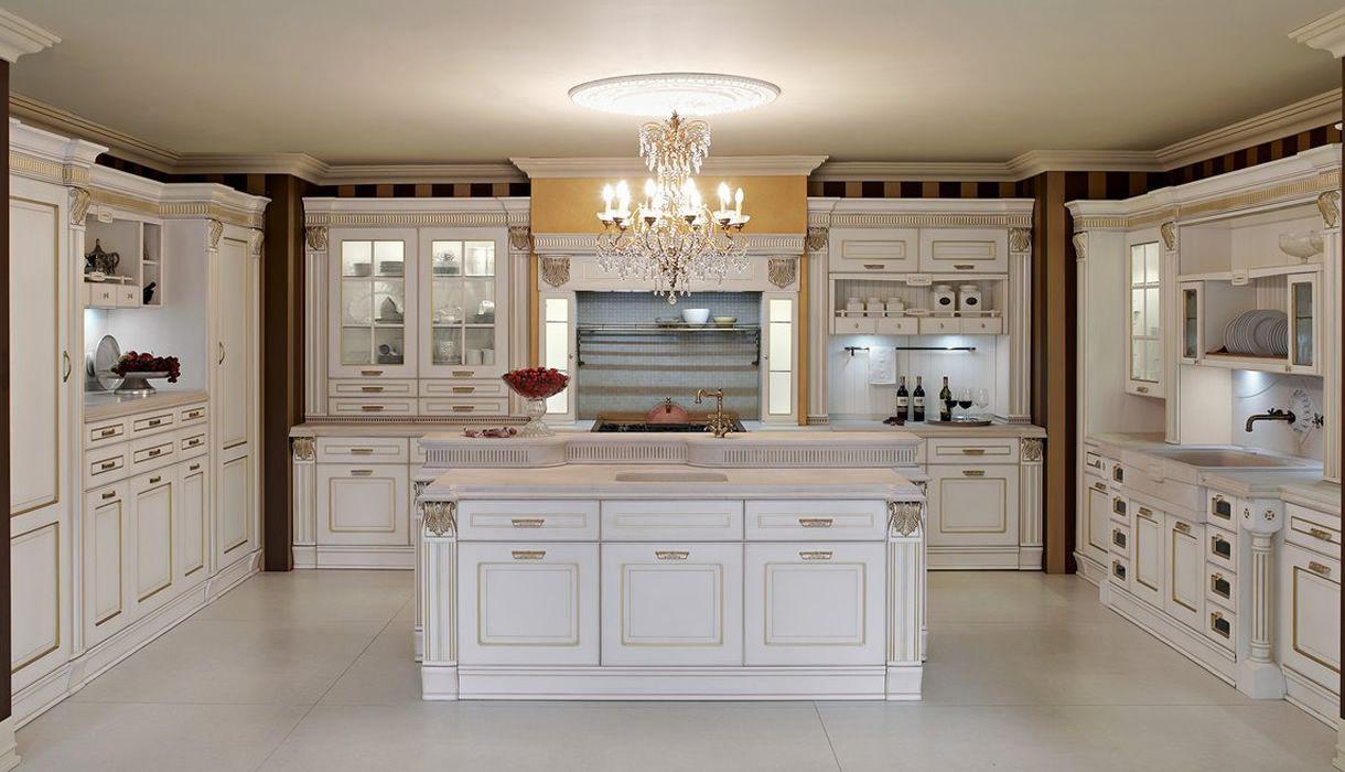 Beautiful Cucina Stile Classico Pictures - Ideas & Design 2017 ...