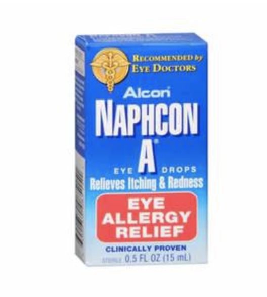 5 Types Of Eye Drops That Can Actually Help Your Allergies Allergy Relief Eye Drops Eye Allergy Relief