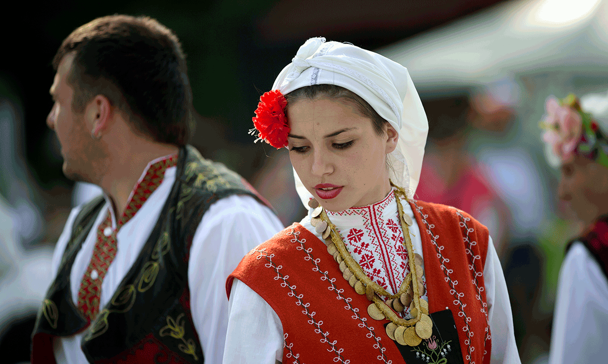photo: Pointers Bride Bulgarian