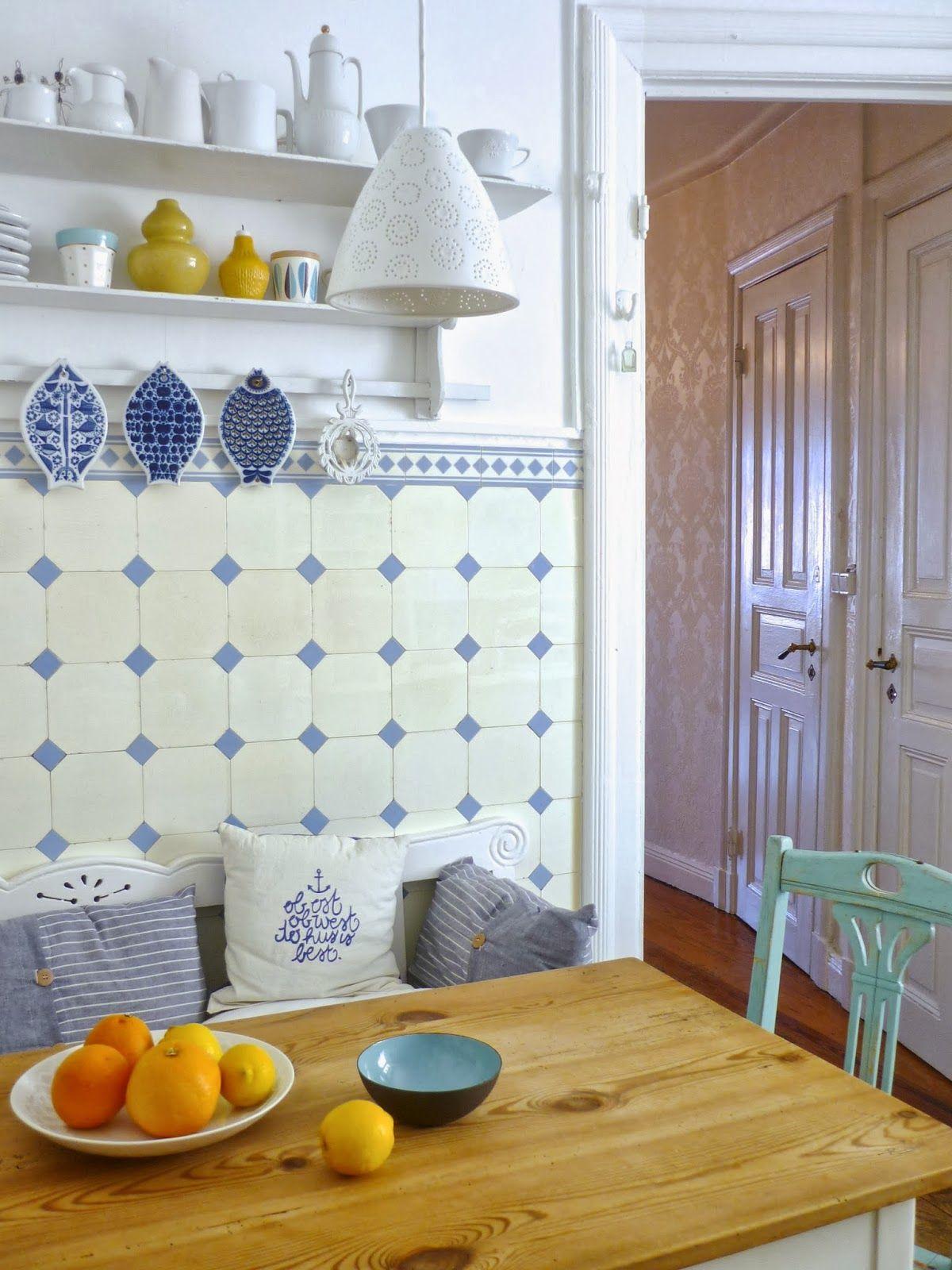 MiMaMeise: ☛ DaWanda Wohnparade ☚ | Küche und Esszimmer ...
