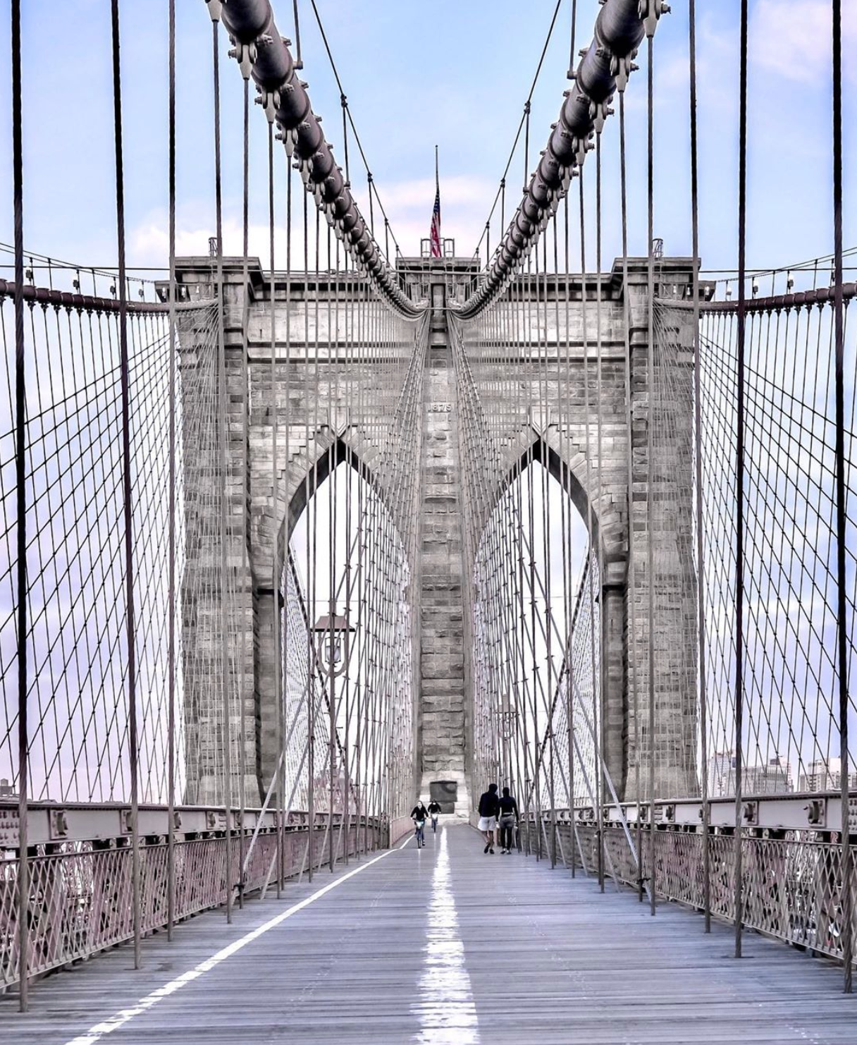 The Brooklyn Bridge Is Certainly One Of Nyc S Timeless Attractions Check Out This Special Tour Brooklyn Bridge Walking Tour Brooklyn