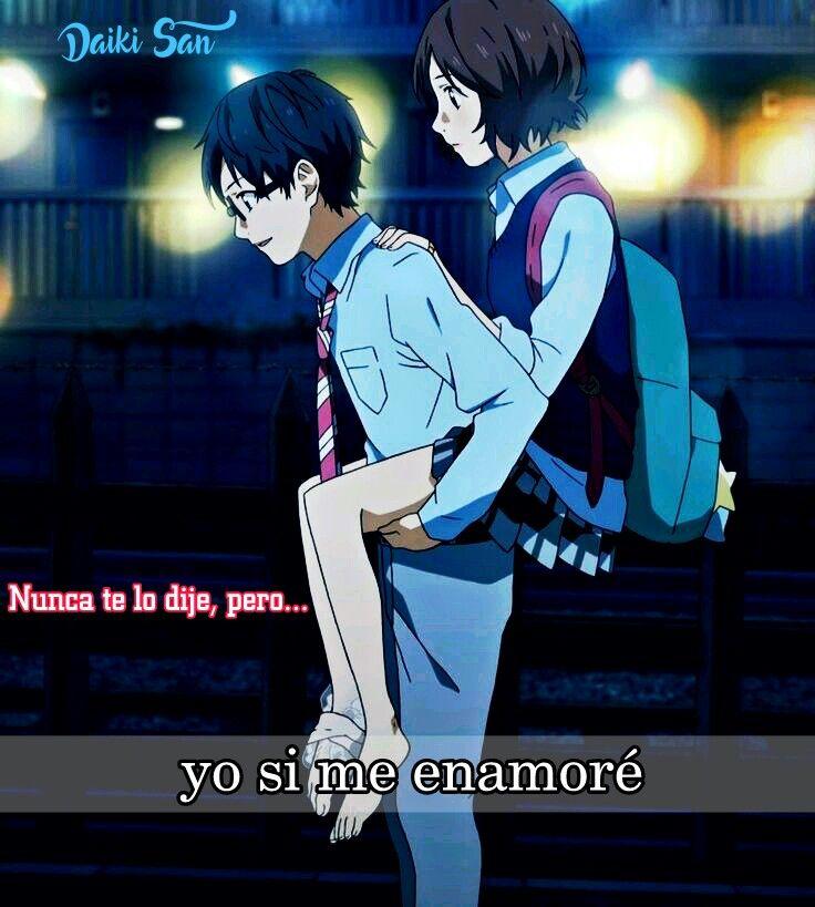 Daiki San Frases Anime Nunca Te Lo Dije,pero...yo Si Me