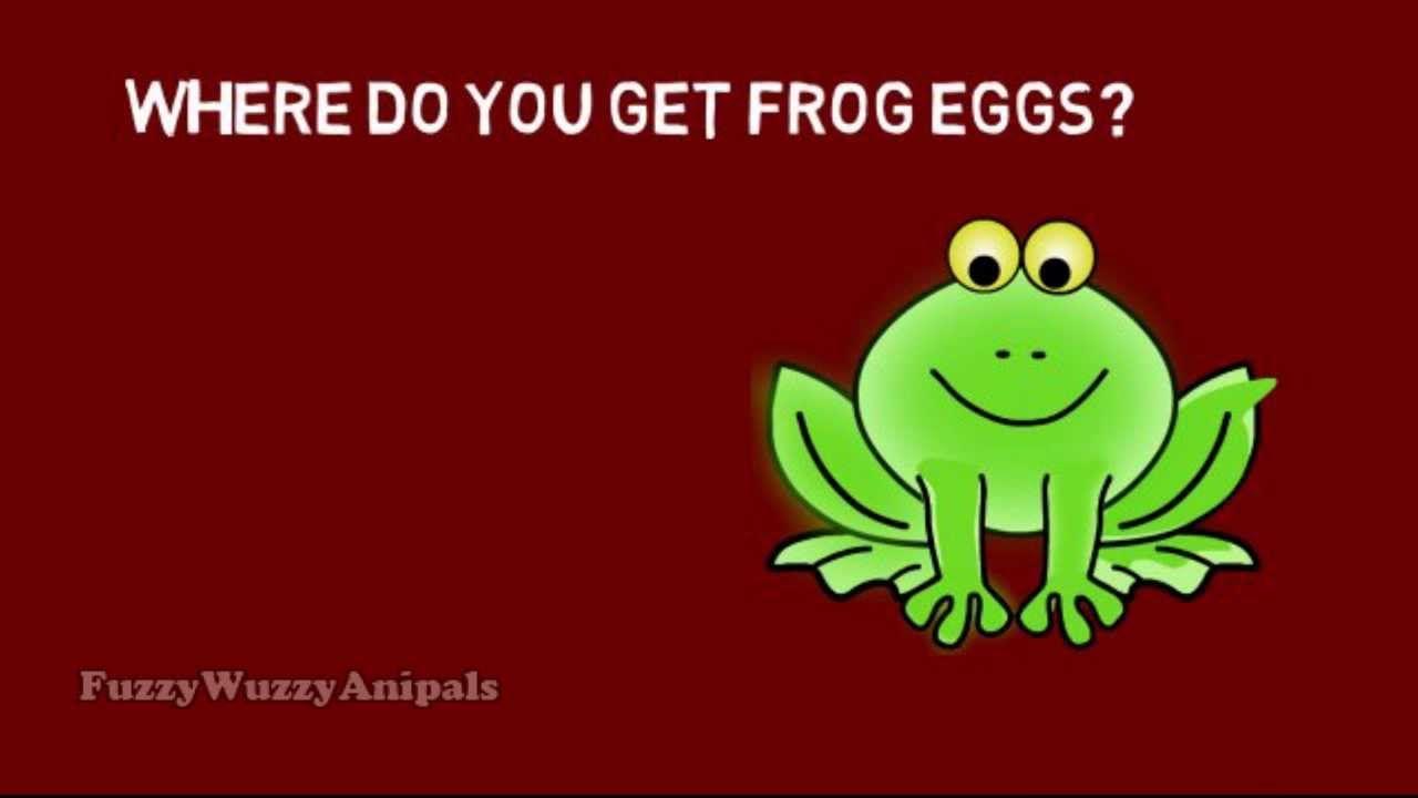 It S A Frog Joke For Kids Jokes For Kids Jokes Kids Videos