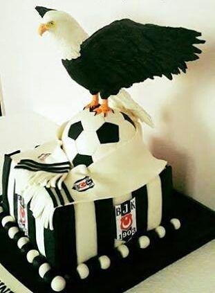 Beşiktaş Doğum Günü Pasta Resimleri Pastalar Birthday Cake Cake