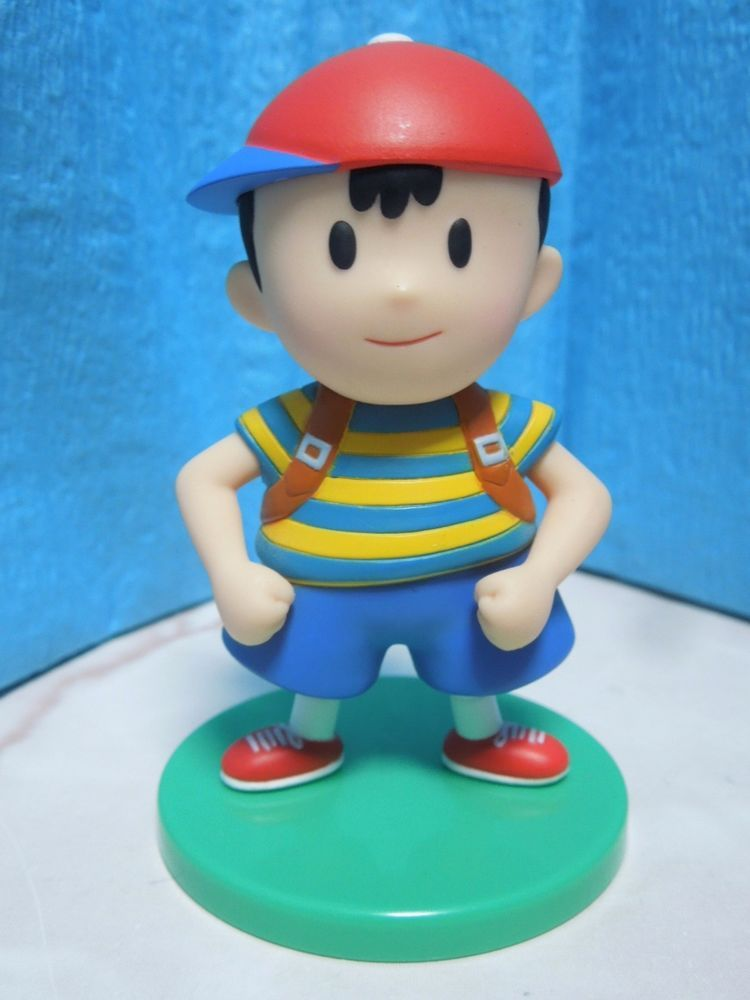 MOTHER 2 Earthbound Toys Mini Figure Collection Nes Nintendo