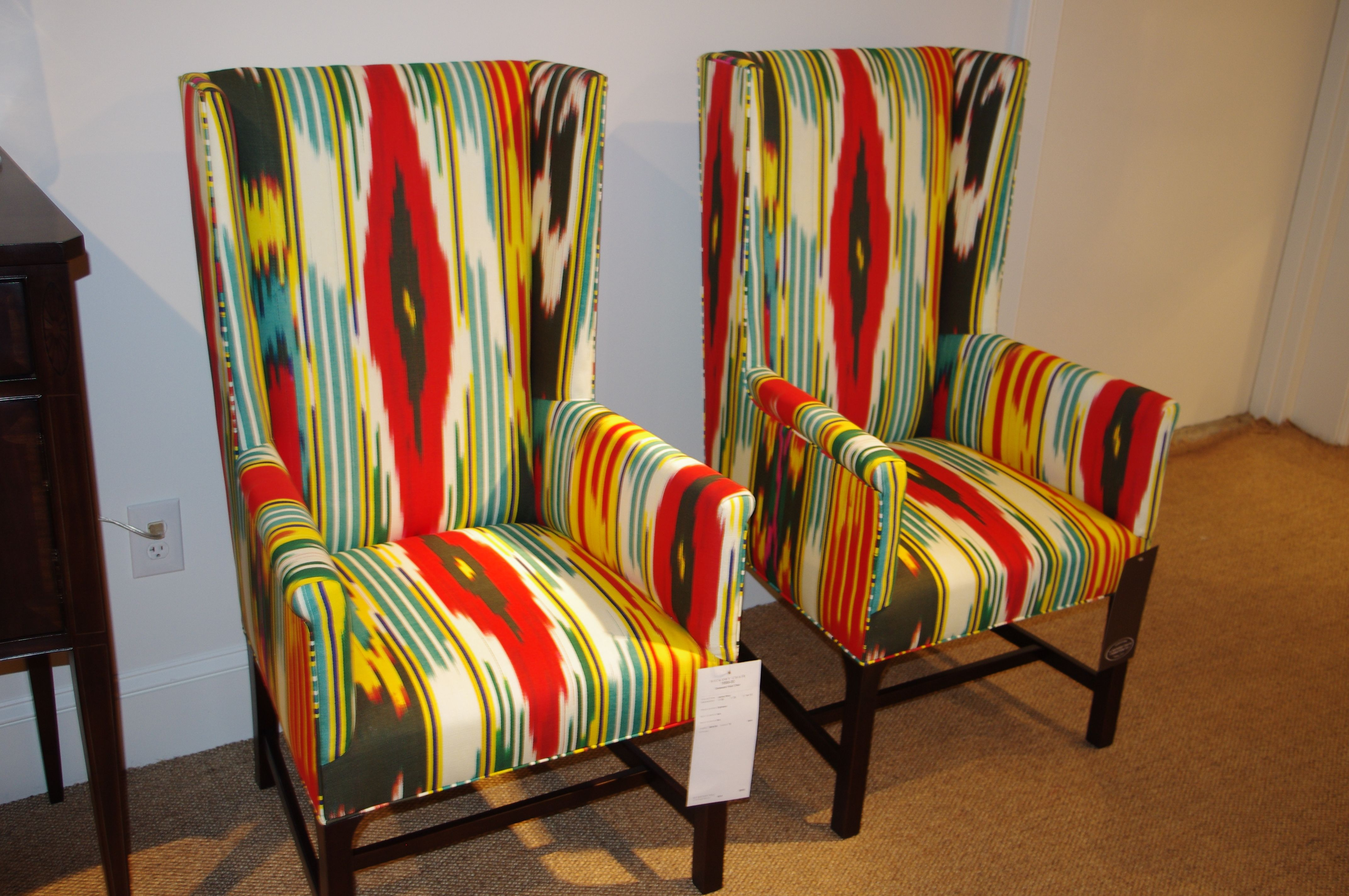 Hickory Chair is a High Point Market Highlight Hickory