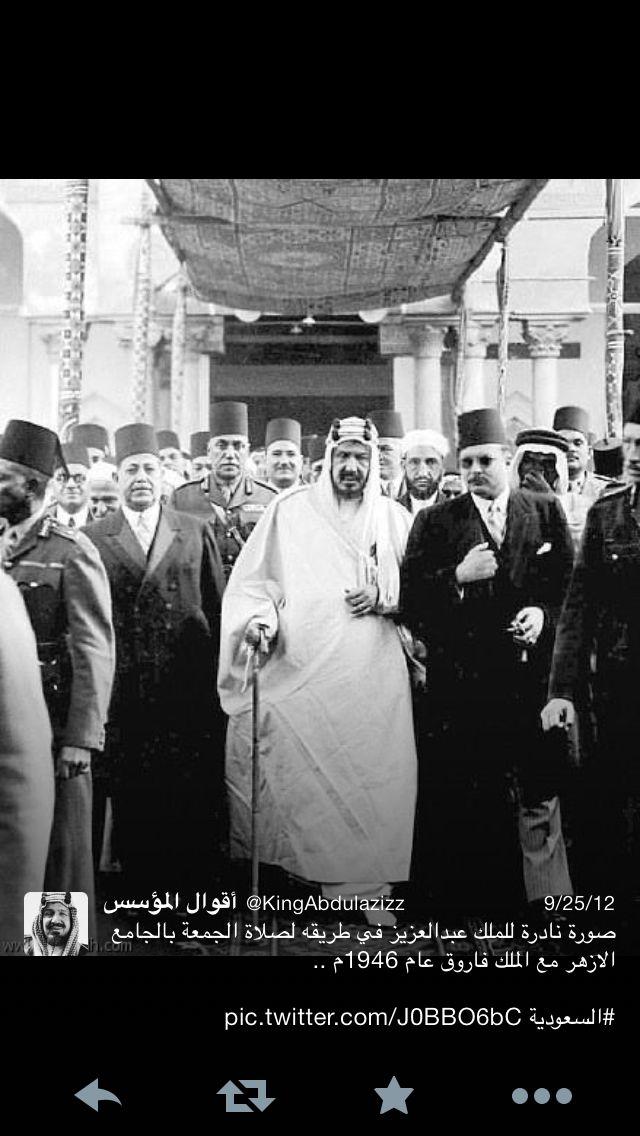 King Abdulaziz Of Saudi Arabia الملك عبدالعزيز الموحد والملك فارق Egypt History Bike Lovers City Bike