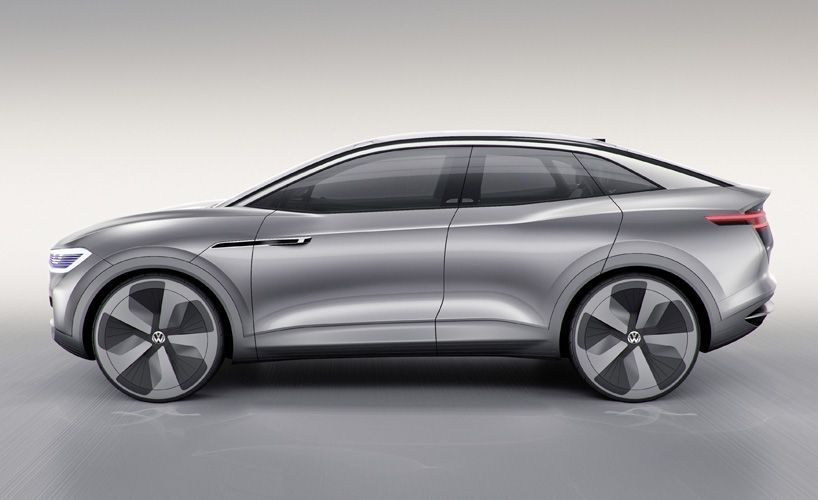 VW ID Crozz Electric Crossover SUV: Design, Release >> The Volkswagen Id Crozz Concept Is A Self Driving Electric Suv