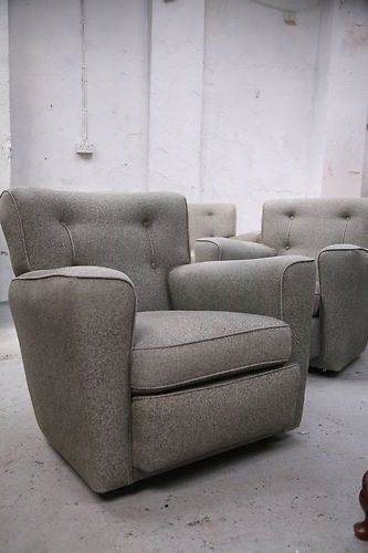 1950s Retro Modernist Howard Keith Simplon Suite Sofa 2 Chairs Ebay
