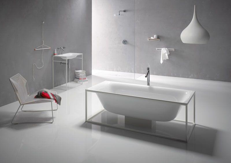 Weisse Badewannen Unsere Favoriten Badewanne Badezimmerideen