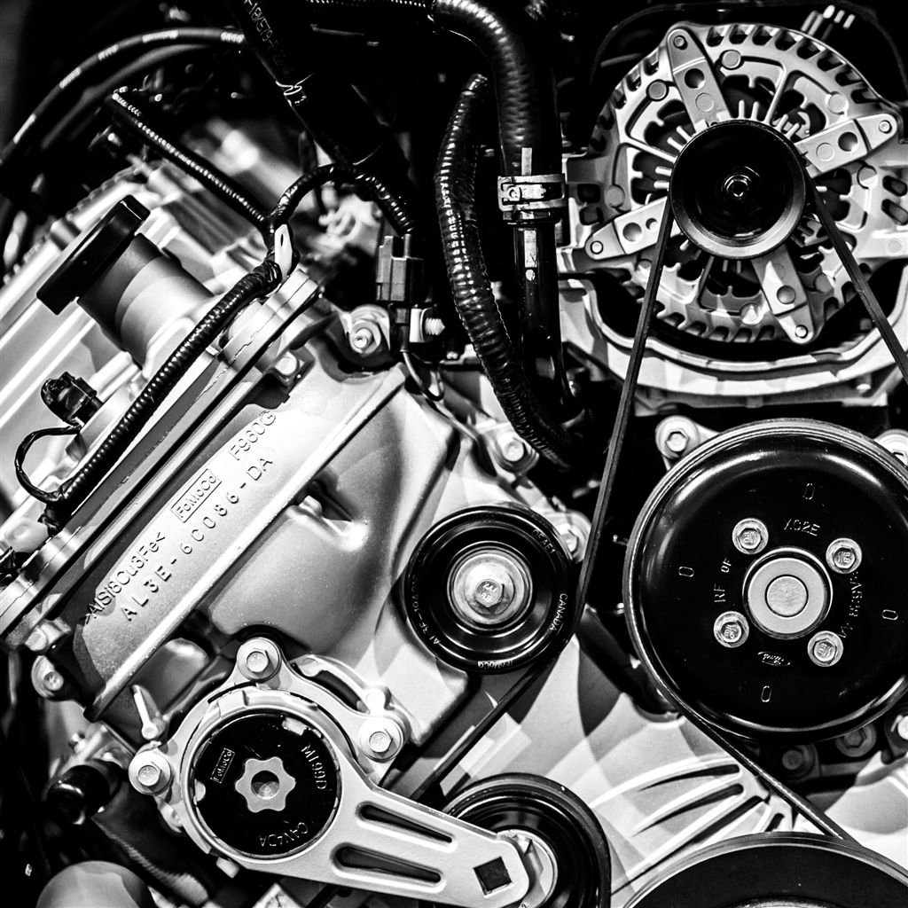 Big Block Engine iPad 4 Wallpaper Download find more