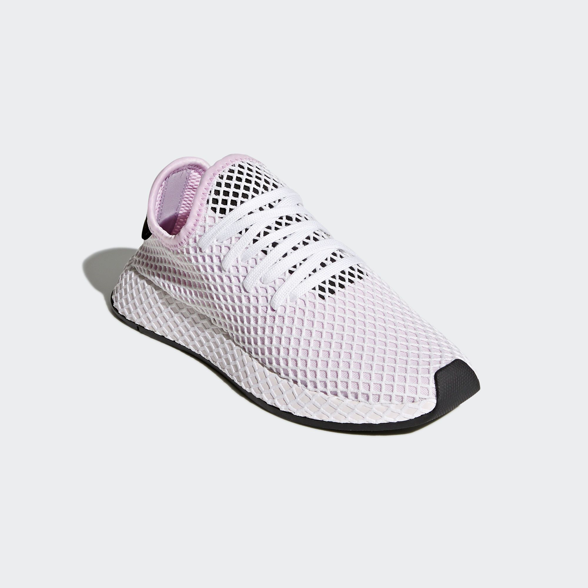 the best attitude c6844 d110e adidas Deerupt Runner Shoes - Pink  adidas US