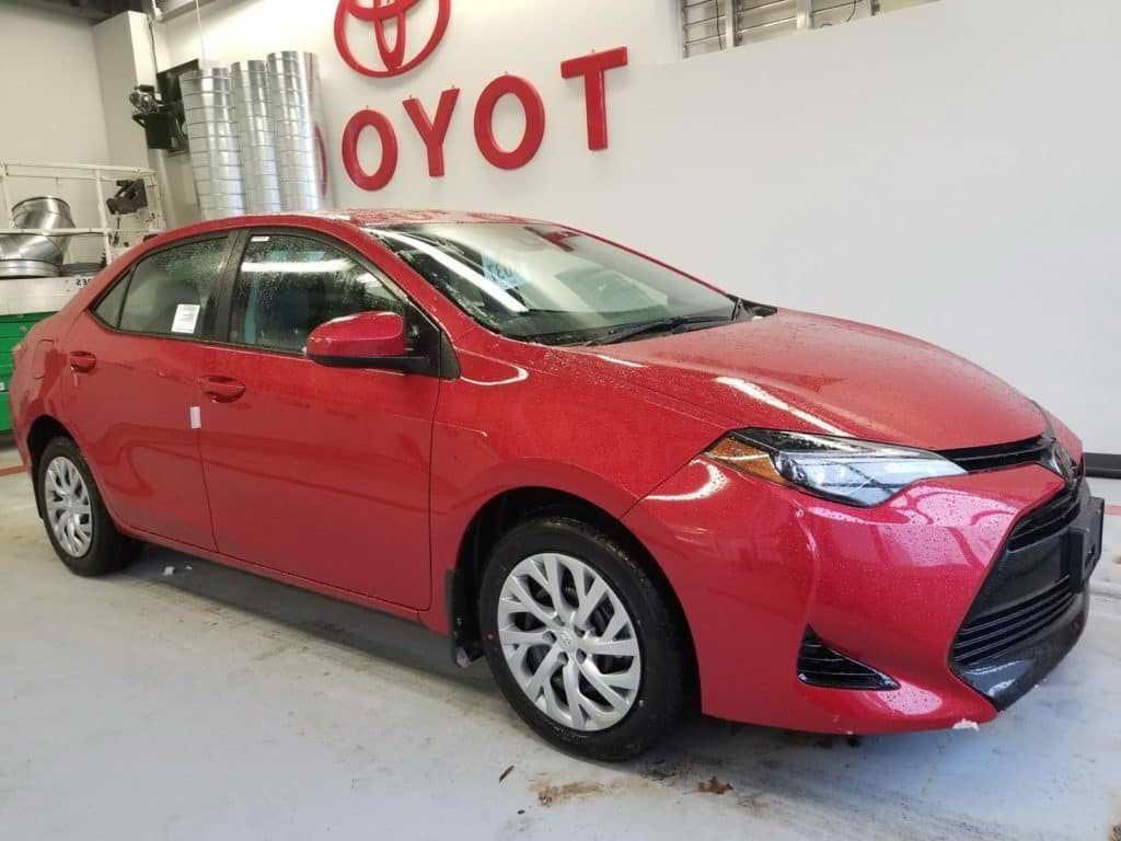 Toyota Corolla Lease No Money Down Toyota corolla