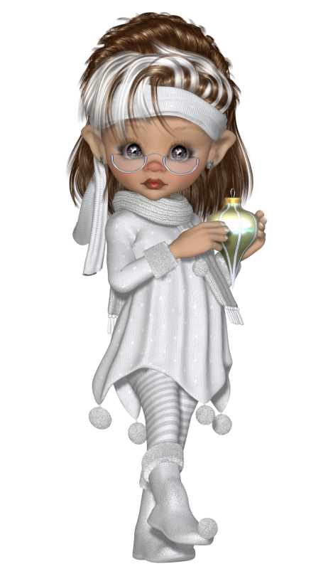 Pin by Mishi Awan on Doll's Elf art, Girl cartoon, Cute