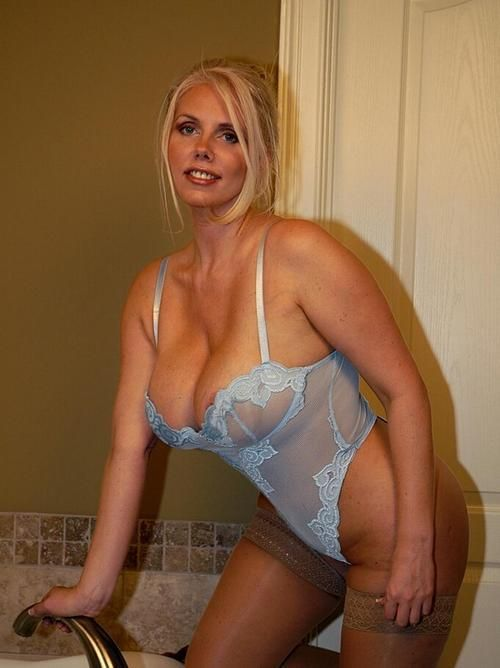 Mature angie williams