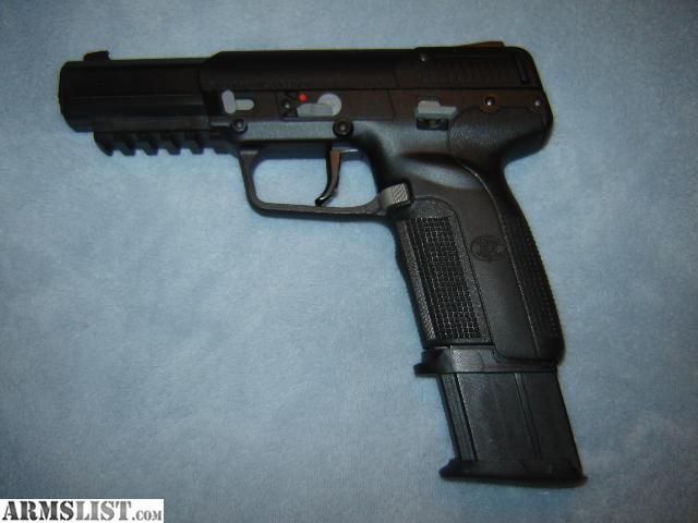 Armslist For Sale Fn 57 With 3 30 Rd Mags 250 Rounds Case