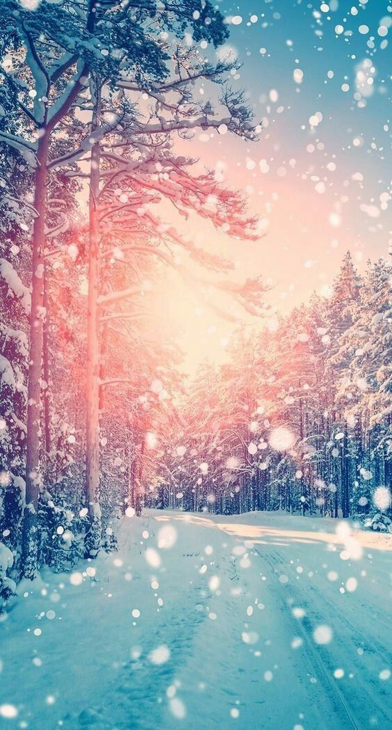44 Winter Wallpaper iPhone Ideas - Winter Backgrounds [Téléchargement gratuit] #fondecranhiver
