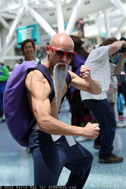 Master Roshi Cosplay Characters Best Cosplay Epic Cosplay