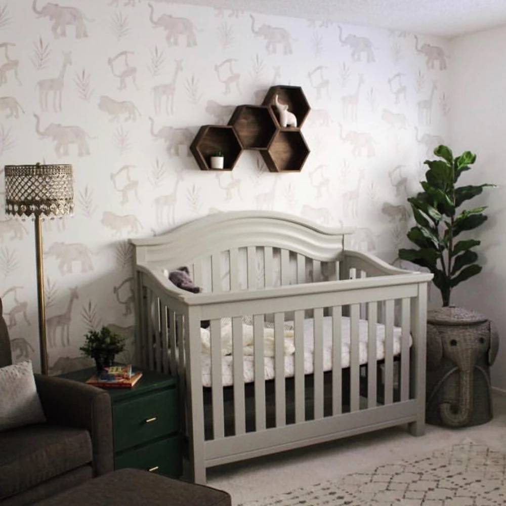 Simba Wallpaper in 2020 (With images) Boy nursery, Baby