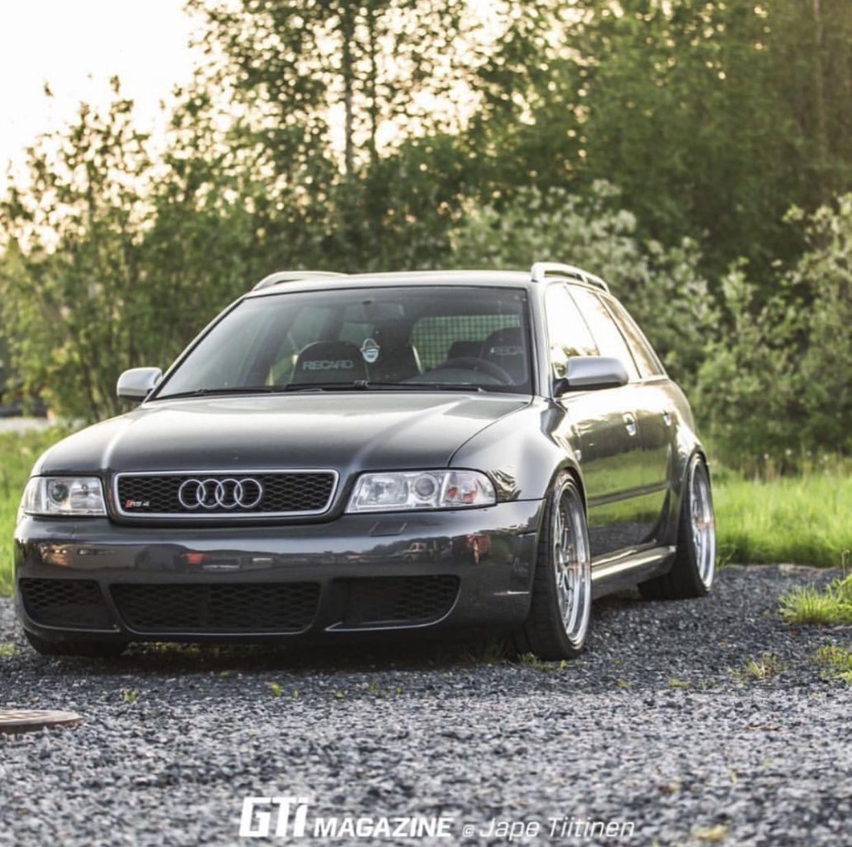 Пин от пользователя Kirill на доске Audi A4 S4 RS4 b5 (с