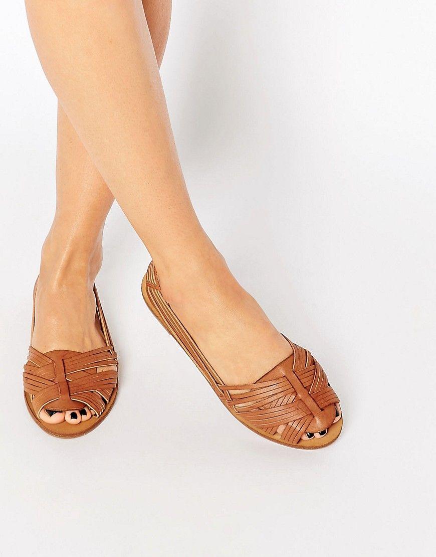 New Look Weave Flat Sandal Tan Women Shoesnew look shoes salenew look shoes sizingever popular