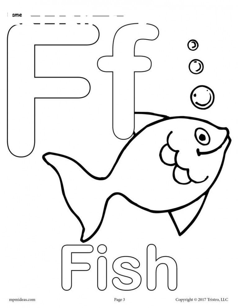 8 Letter F Coloring Page Abc Coloring Alphabet Coloring Pages Abc Coloring Pages