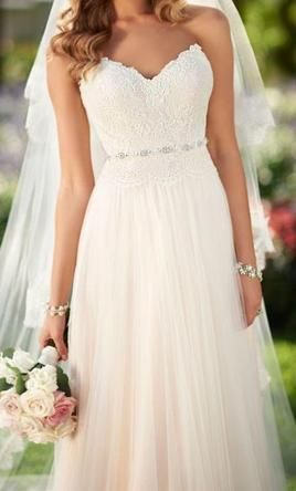 Stella York 6025 Wedding Dress Currently For Sale At 42 Off
