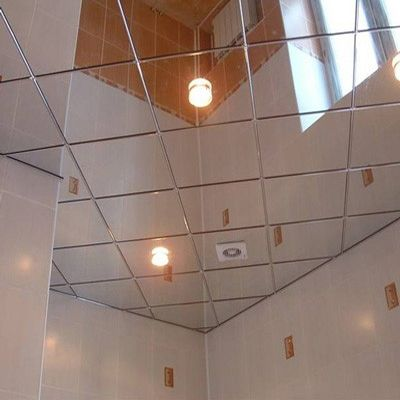 Mirror Ceiling Tiles For Standard 2x2 Ceiling Grids Ceiling