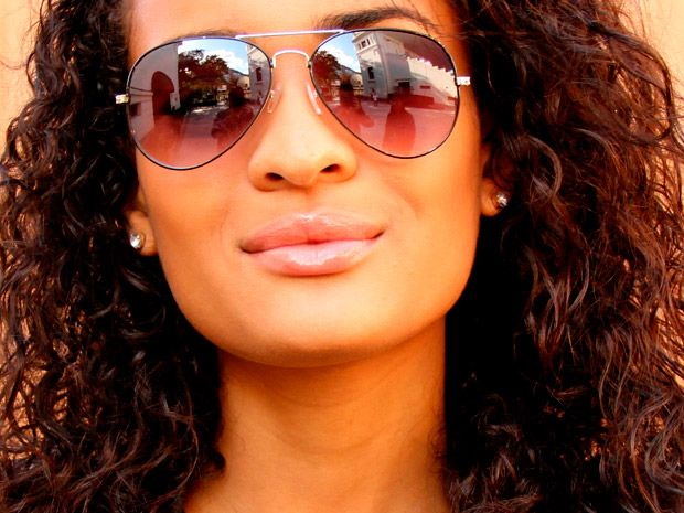 os óculos do Fashion Rio