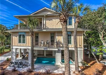 77 Dune Lane North Forest Beach Oceanfront Home Vacation
