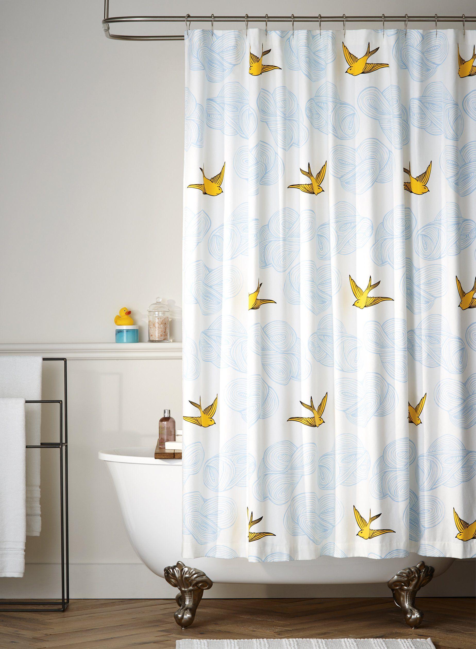 Daydream Sunshine Shower Curtain Default Title Cool Shower