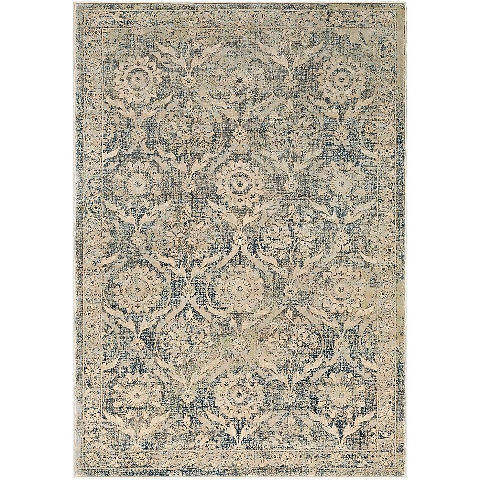 Surya Arkdale 2 X 3 Accent Rug In Khaki Vintage Area Rugs
