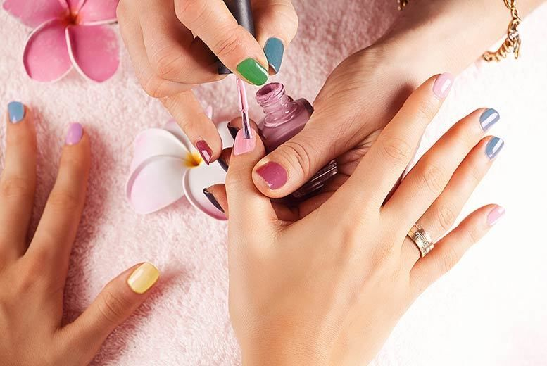 I just bought Certified Nail Technician Course (now £19