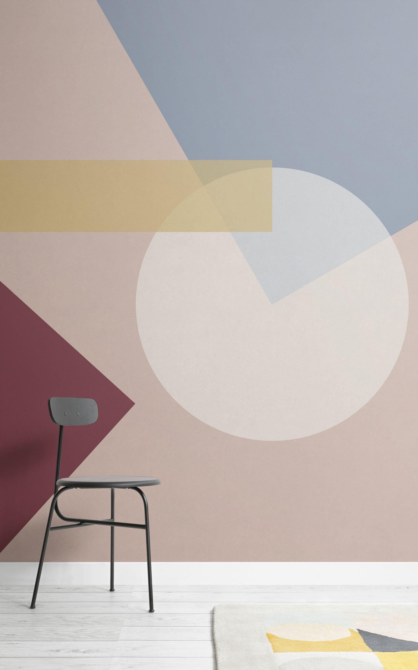Bauhausinspired Wall Murals Bauhaus art, Bauhaus